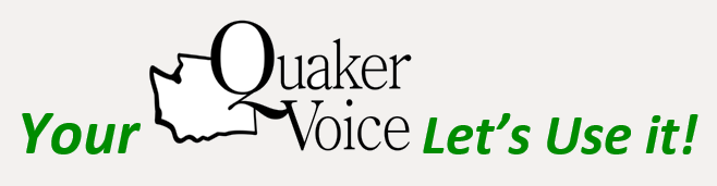 Join Us For Quaker Lobby Day (11th Annual!) ~ February 18, 2019